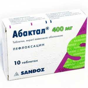 Препарат Абактал в таблетках фото